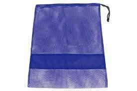 Drawstring Mesh Bag